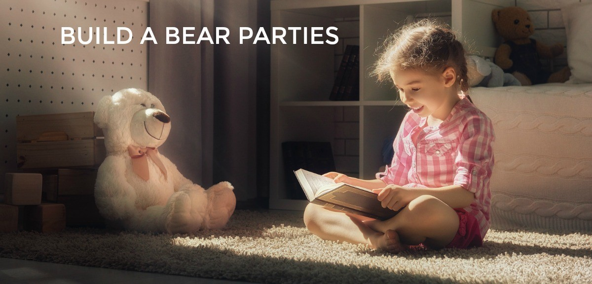 Build a bear parties